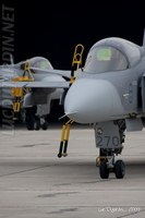 Swedish Air Force - Saab JAS 39 Gripen