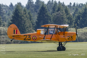 Belgian Air Force - Stampe SV-4