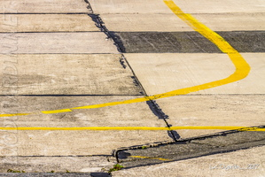 Belgian Air Force - Tarmac lines
