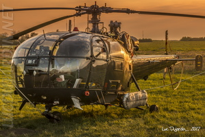 Belgian Air Force - Alouette III