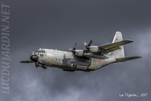 Belgian Air Force - C-130H Hercules