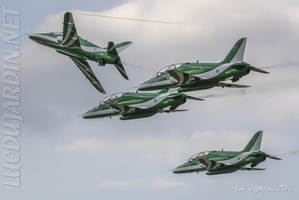 Royal Saudi Air Force - Saudi Hawks
