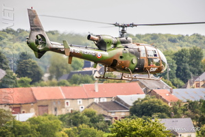 French Air Force - SA 342 Gazelle