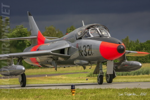 Dutch Air Force - Hawker Hunter