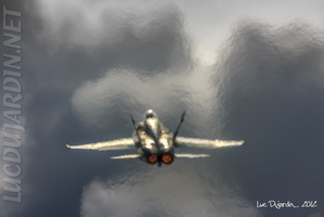 Swiss Air Force - F-18 Hornet