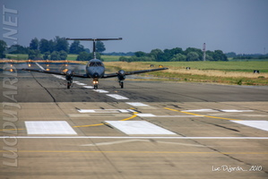 French Air Force - Embraer EMB-121 Xingu - On the runway