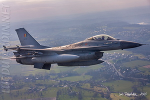 Belgian Air Force - F-16