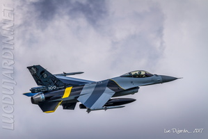 Belgian Air Force - F-16 - 100 Years 1 Squadron