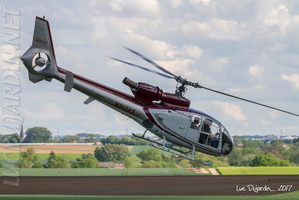 SA341 Gazelle - Take-Off