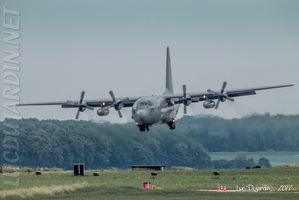 Greek Air Force - C-130 - Landing