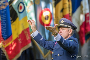 Belgian Air Force - Remembrance Day 1