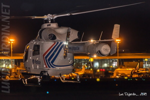 Belgian Federal Police - MD900 Explorer - Night flight