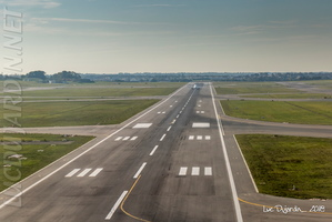 Runway - Airliner Take-Off