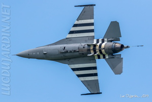 Belgian Air Force - F-16 D-Day