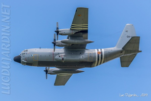 Belgian Air Force - C-130 D-Day