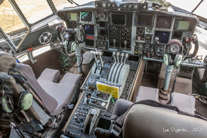 Belgian Air Force - C-130 Cockpit