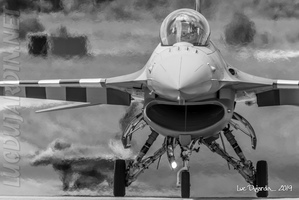 Belgian Air Force - F-16 D-Day 75th Anniversary