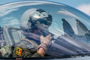 Belgian Air Force - F-16 Pilot